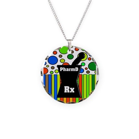 pharmD necklace 5.PNG Necklace Circle Charm