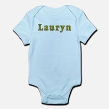 Lauryn Floral Infant Bodysuit