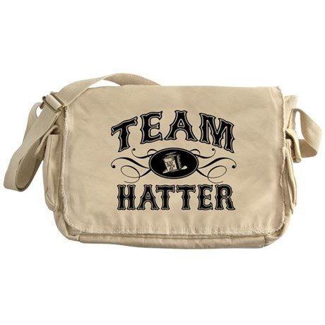 Team Hatter Messenger Bag