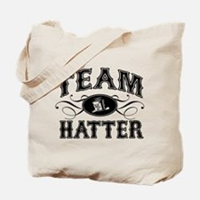 Team Hatter Tote Bag