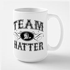Team Hatter Large Mug