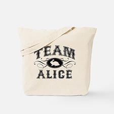 Team Alice Tote Bag