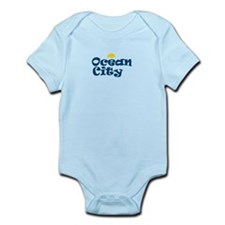 Ocean City NJ. Infant Bodysuit