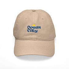Ocean City NJ. Baseball Baseball Cap