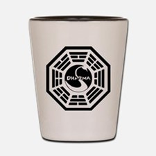 LOST DHARMA MUG Shot Glass