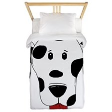 Dalmatian Dog Twin Duvet