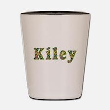 Kiley Floral Shot Glass