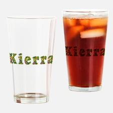 Kierra Floral Drinking Glass