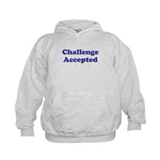 HIMYM: Challenge Accepted Hoodie