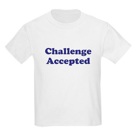 HIMYM: Challenge Accepted Kids Light T-Shirt