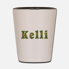 Kelli Floral Shot Glass