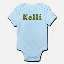 Kelli Floral Infant Bodysuit