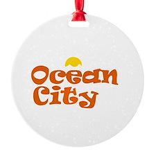 Ocean City NJ. Ornament