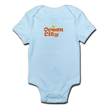 Ocean City NJ. Infant Bodysuit