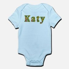 Katy Floral Infant Bodysuit