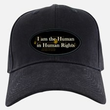 I am Human Rights Baseball Hat