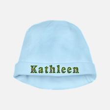 Kathleen Floral baby hat