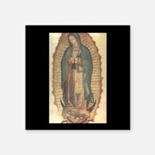 Virgen de Guadalupe - Origina Sticker (Rectangular