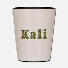 Kali Floral Shot Glass