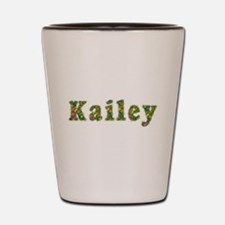 Kailey Floral Shot Glass