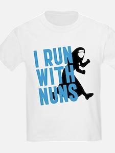 I Run With Nuns T-Shirt