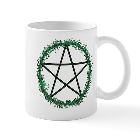 Oak Pentacle Mug