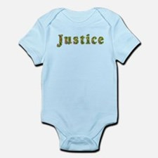 Justice Floral Infant Bodysuit