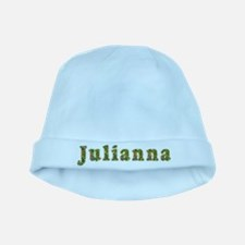 Julianna Floral baby hat