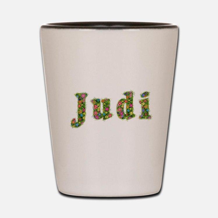 Judi Floral Shot Glass