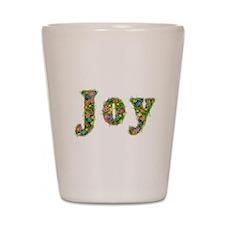 Joy Floral Shot Glass