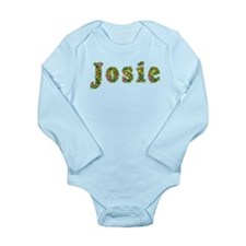 Josie Floral Long Sleeve Infant Bodysuit