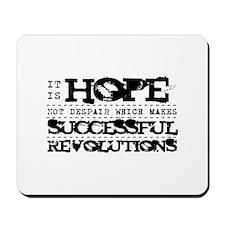 Hope Not Despair V2 Mousepad