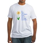 Hope Not Despair V3 Fitted T-Shirt