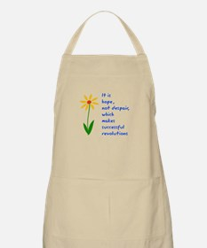 Hope Not Despair V3 Apron