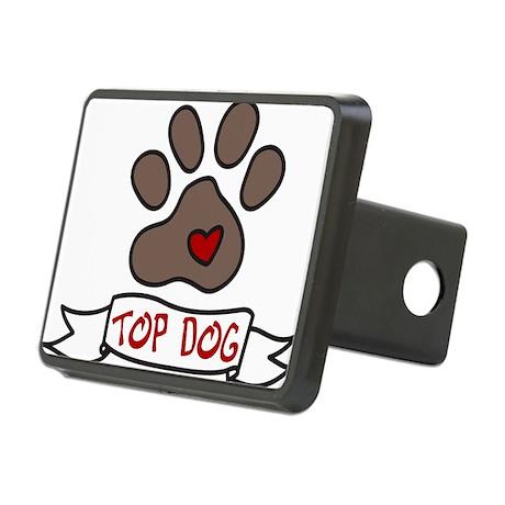 Top Dog Rectangular Hitch Cover