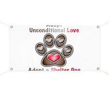 adopt unconditional love Banner