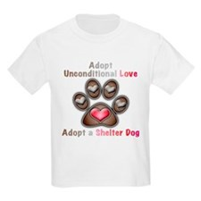 adopt unconditional love T-Shirt