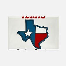 Cowboy Country Rectangle Magnet