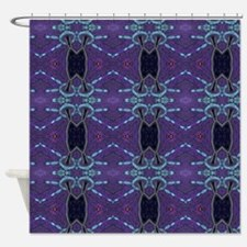 Fully Engaged Shower Curtain