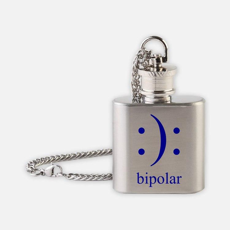 Cute Bipolar Flask Necklace