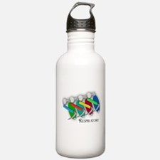 Respiratory Therapy Water Bottle