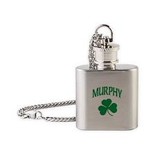 Murphy Irish Flask Necklace