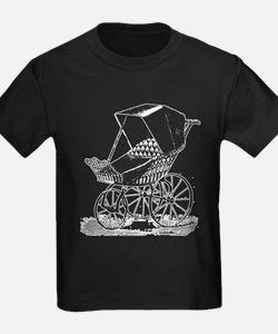 Gothic Baby Carriage T