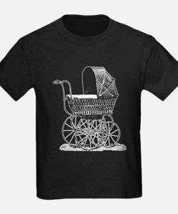 Victorian Baby Carriage T