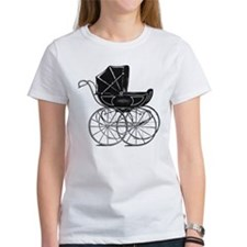Vintage Baby Carriage Tee
