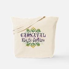 Carnaval Rio De Janeiro Tote Bag