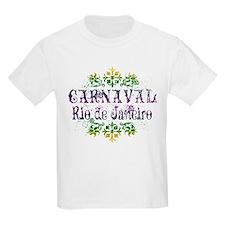 Carnaval Rio De Janeiro T-Shirt