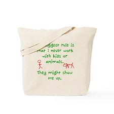Kids or animals Tote Bag