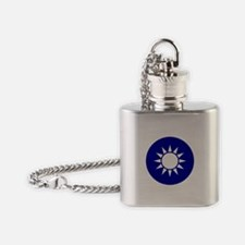 Republic of China Flask Necklace