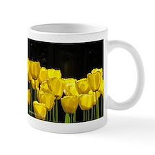 Yellow Tulips Small Mug